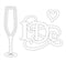 Special Occasion Collection Champagne Flute