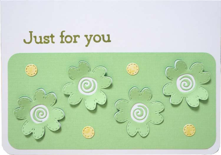 Creative Expressions Stitched Collection Stitched Blooms Craft Die