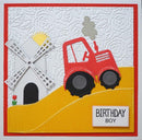 Creative Expressions Stitched Collection Down on the Farm Craft Die