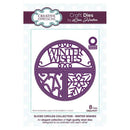 Creative Expressions Split Circles Winter Wishes Craft Die