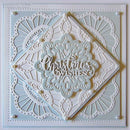 Festive Mini Expressions Christmas Wishes Craft Die