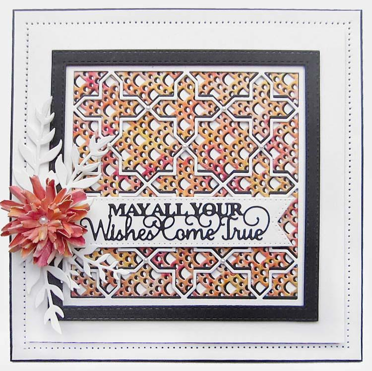 Dies by Sue Wilson Mini Expressions Collection Wishes Come True