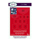 Creative Expressions Festive Collection Advent Calendar Craft Die