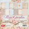 Craft & You Design Rose Garden 6x6 Paper Pad