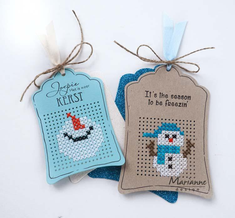 Marianne Design Craftables Cross Stitch