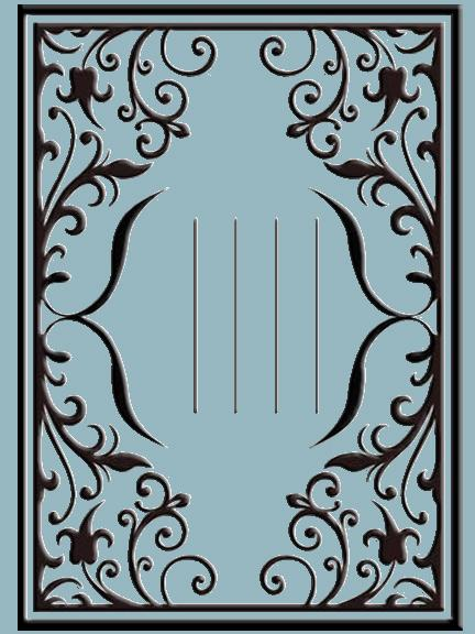 Embossing Folder Invitation