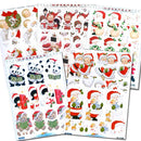 Morehead Christmas Cutting Sheet Bundle 20 A4 sheets