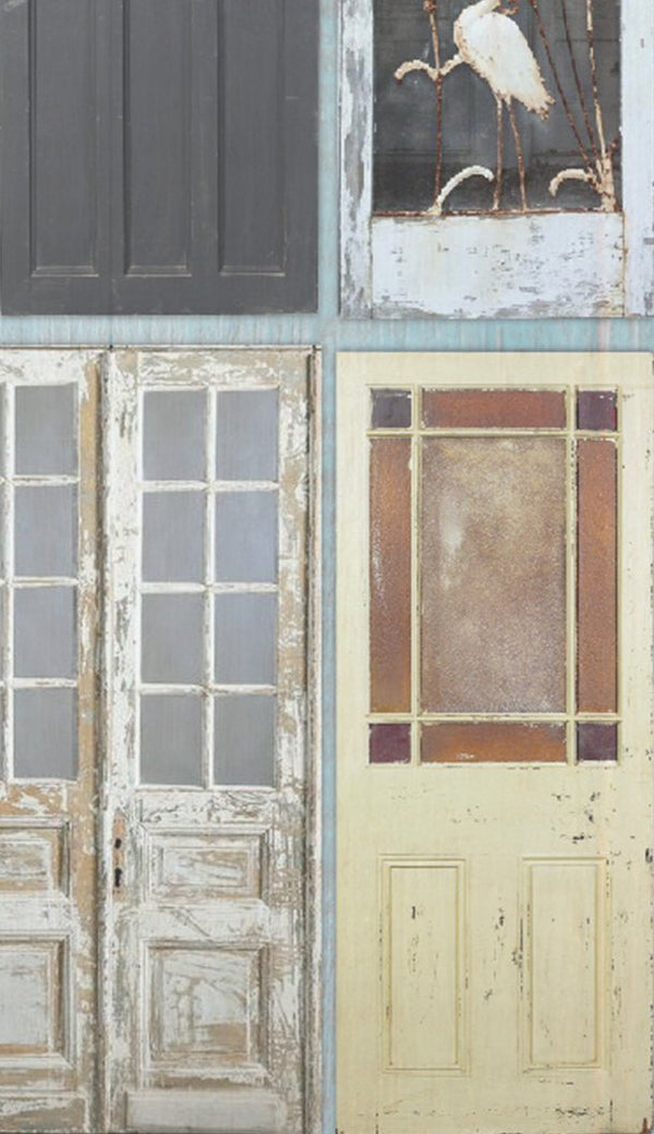 Architextures Traveler's Journal - Painted Doors