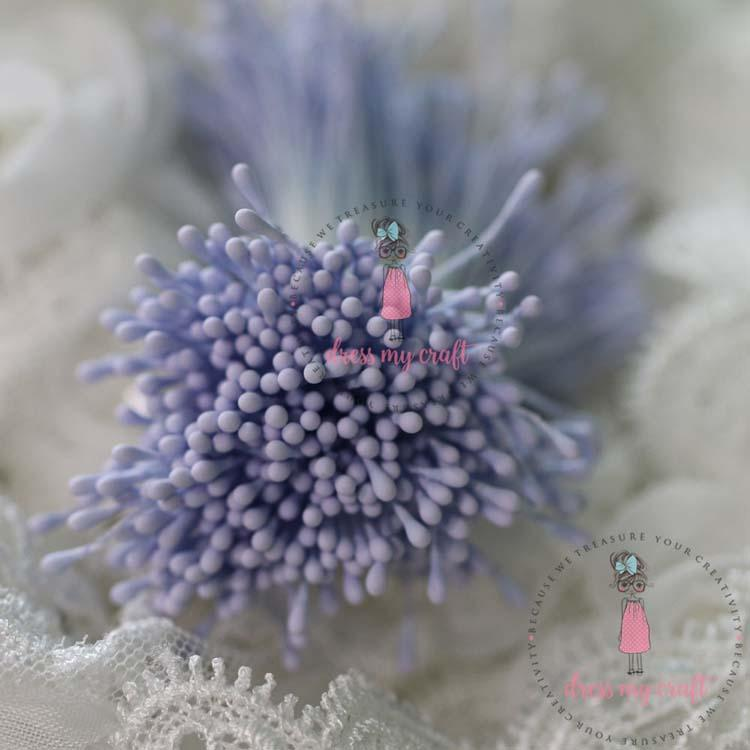 Dress My Craft Pastel Thread Pollen