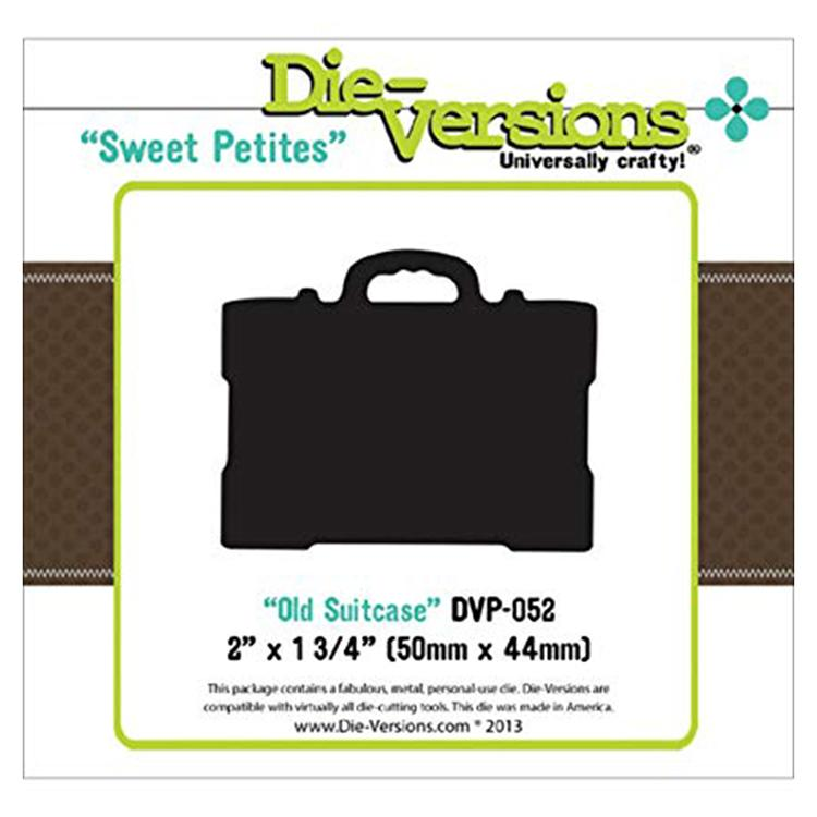 Die Versions - Sweet Petites - Old Suitcase
