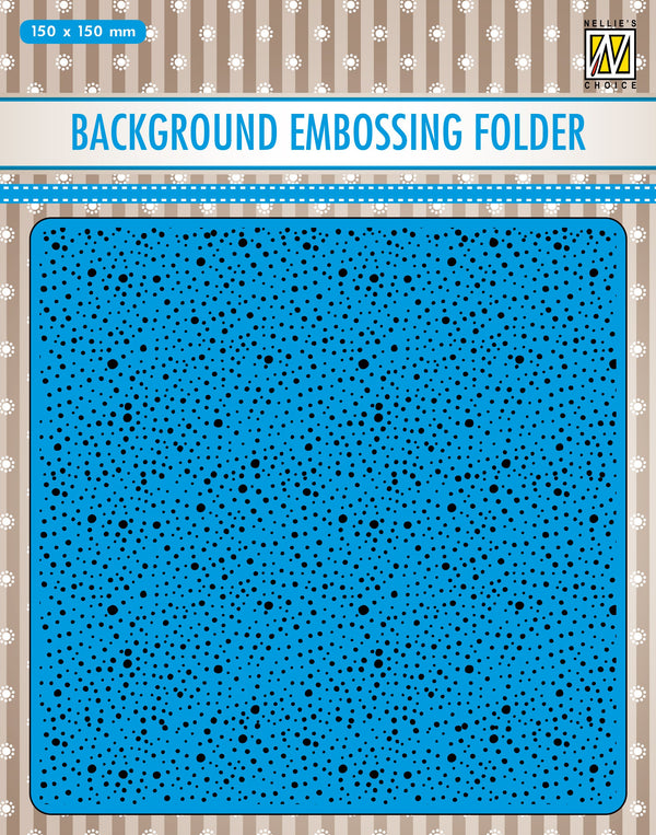 Background Embossing Folders Dots