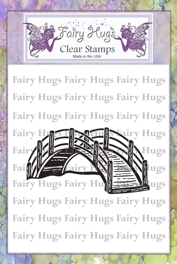 Fairy Hugs Stamps - Bridge