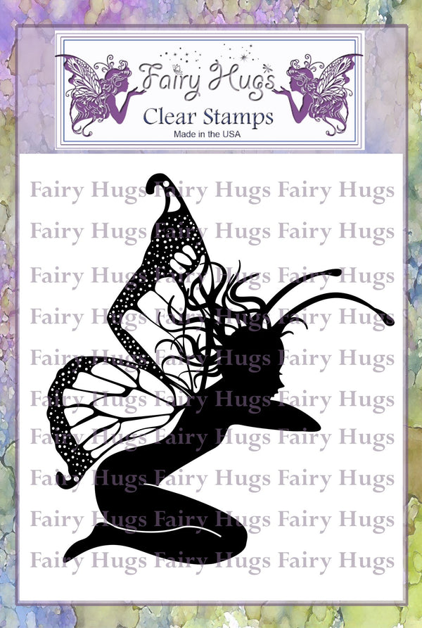Fairy Hugs Stamps - Melia