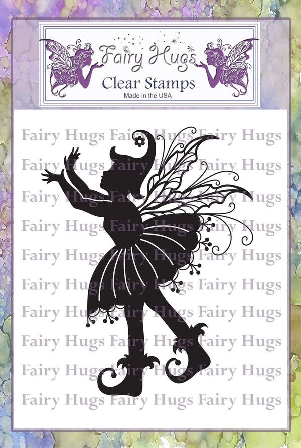 Fairy Hugs Stamps - Jayla