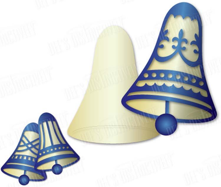 Dee's Distinctively Dies CLASSIC BELL SET
