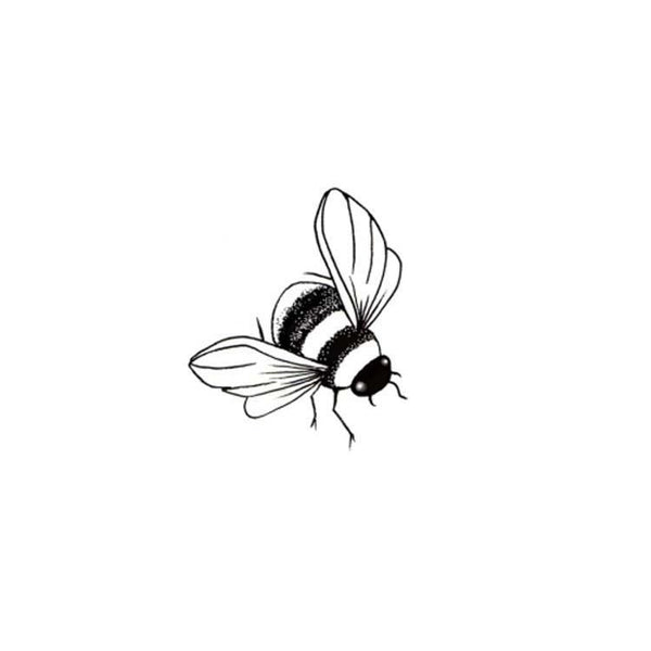 Lavinia Stamp - Bee Miniature