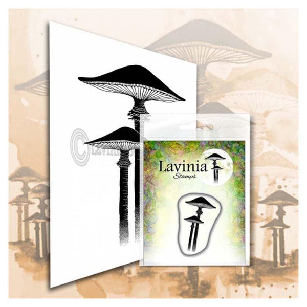 Lavinia Stamp - Mini Meadow Mushroom