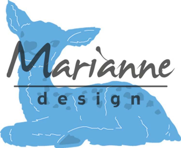 Marianne Design Creatables Tiny's Baby Deer