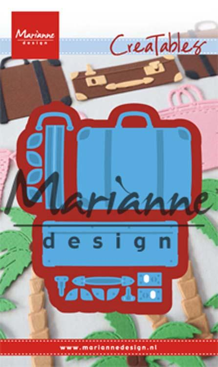Marianne Design Creatables Suitcase