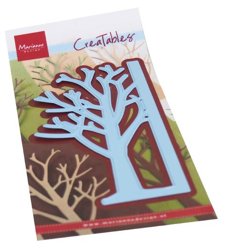 Creatables Gate Folding Tree Die