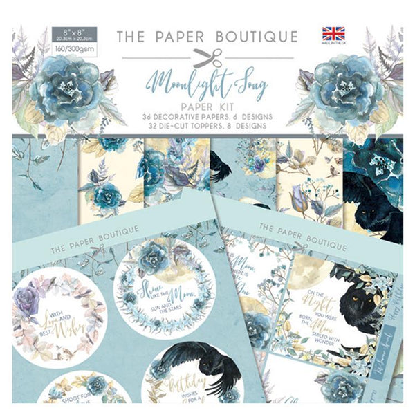 The Paper Boutique Moonlight Song Paper Kit