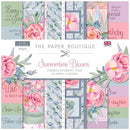 The Paper Boutique Summertime Blooms 8x8 Embellishments Pad
