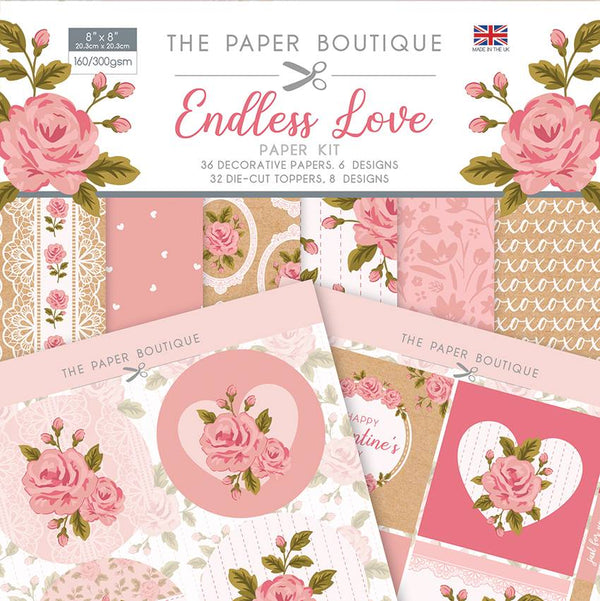 Endless Love Paper Kit