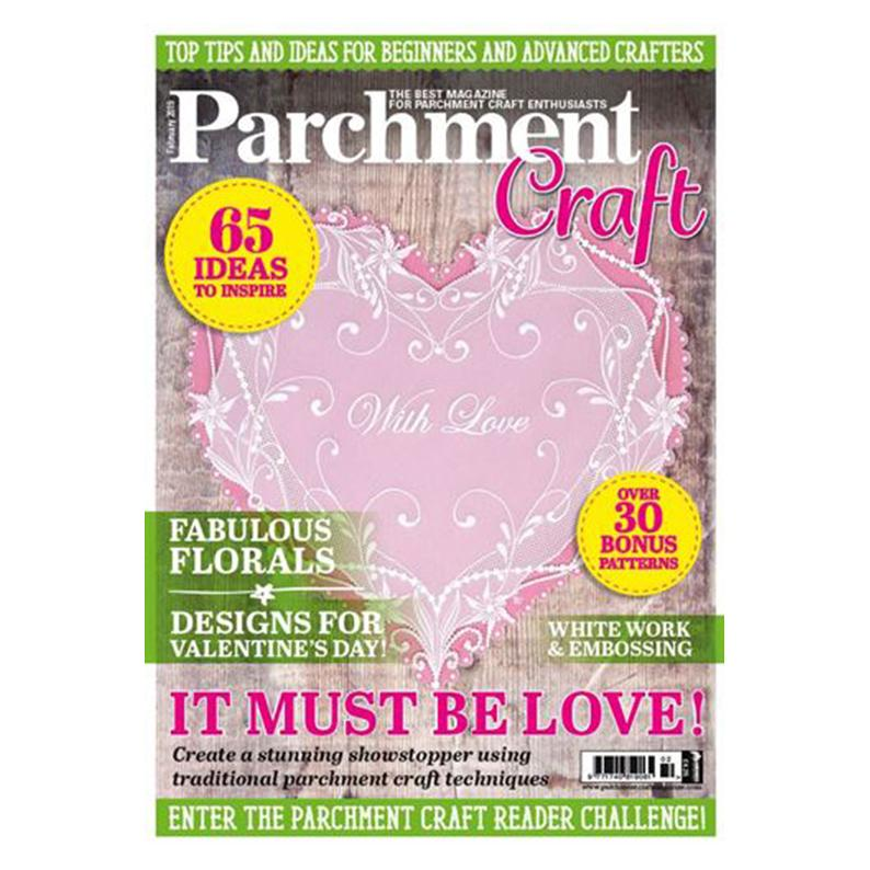 Parchment Craft Magazine - February 2019