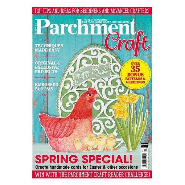 Parchment Craft Magazine - April 2019