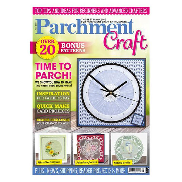 Parchment Craft Magazine - June 2019