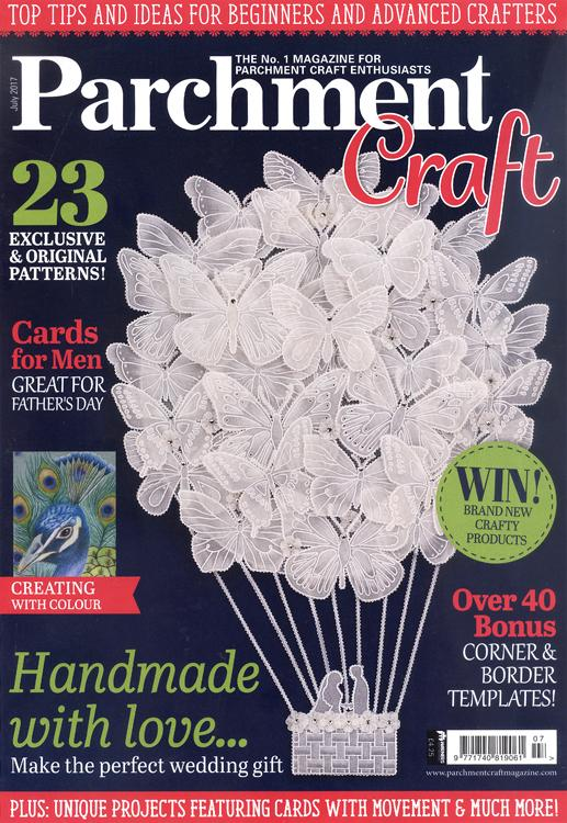 Parchment Craft Magazine - July 2017