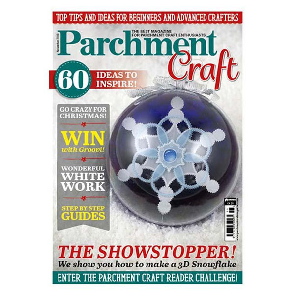 Parchment Craft Magazine - November 2018