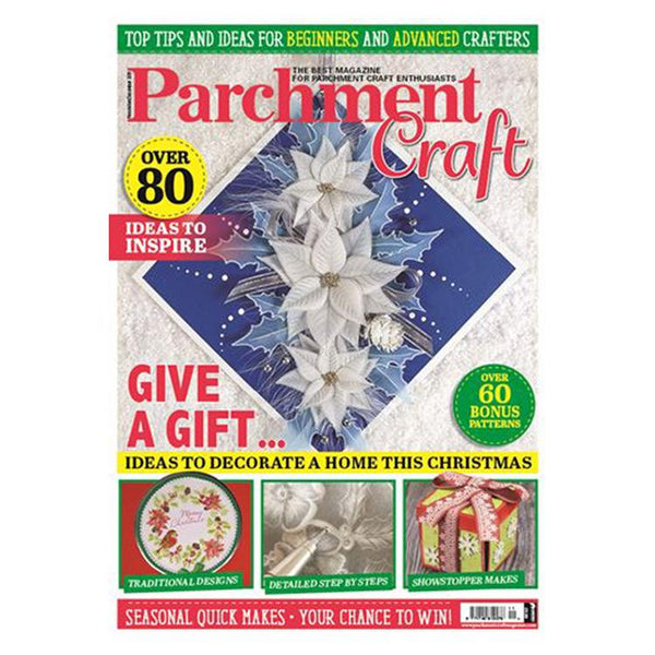 Parchment Craft Magazine - November/December 2019