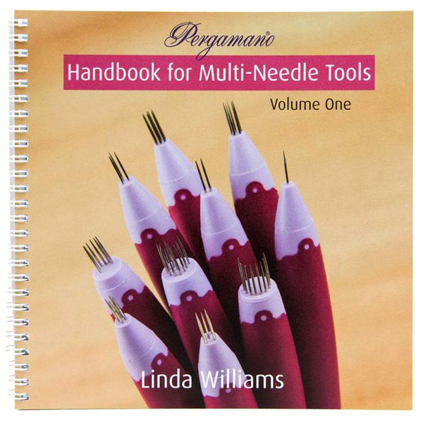 Pergamano Handbook for Multi Needle Tools Vol 1 by Linda Williams
