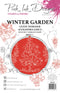 Winter Garden  A5 Clear Stamp Set