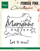 Marianne Design Stamps Polar Bears