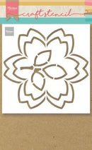 Craft Stencil Blossom