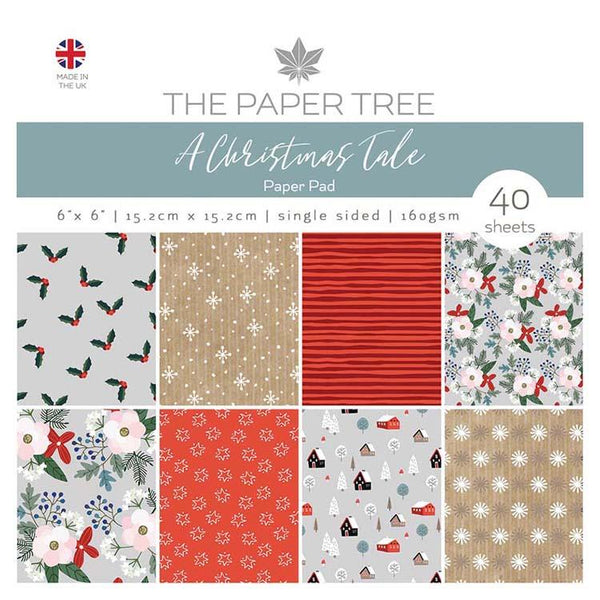 The Paper Tree A Christmas Tale 6x6 Paper Pad
