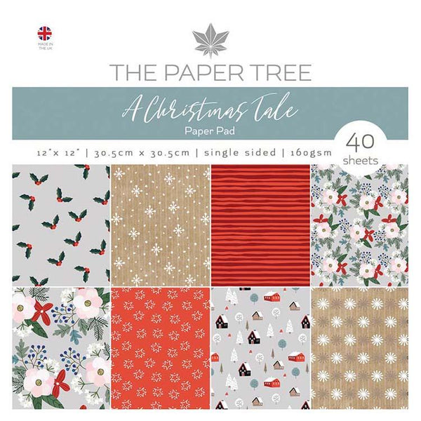 The Paper Tree A Christmas Tale 12x12 Paper Pad