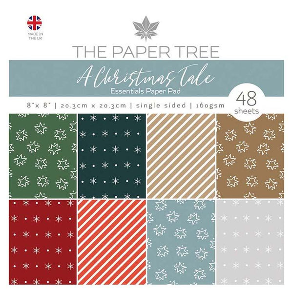 The Paper Tree A Christmas Tale 8x8 Essentials Pad
