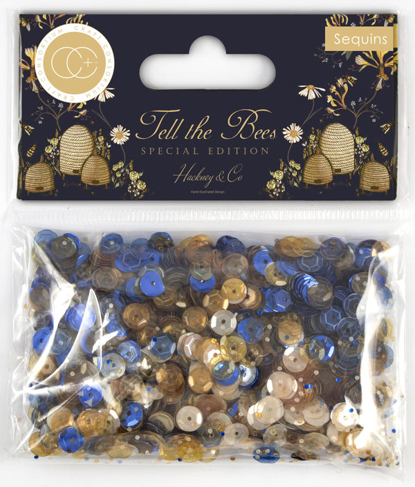 Tell the Bees - Special Edition - Sequins