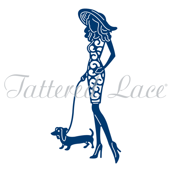 Tattered Lace Dies - Springtime Stroll