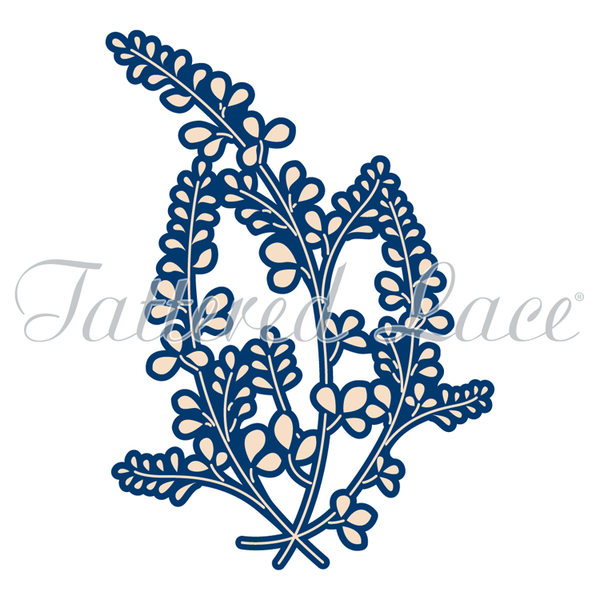Tattered Lace Dies - Whitework Bouquet