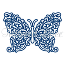 Tattered Lace Die - Flutterby Butterfly