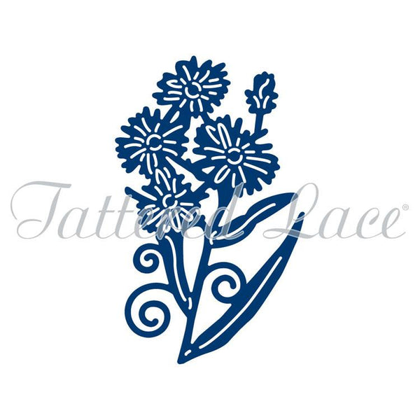 Tattered Lace Die -Daisy Bouquet