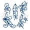 Tattered Lace Die -Ornamental Flourishes