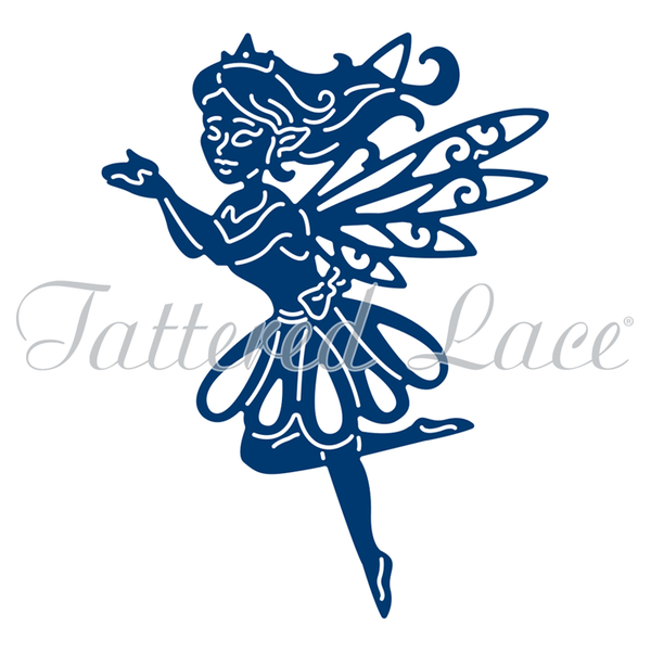 Tattered Lace Die -Roxie
