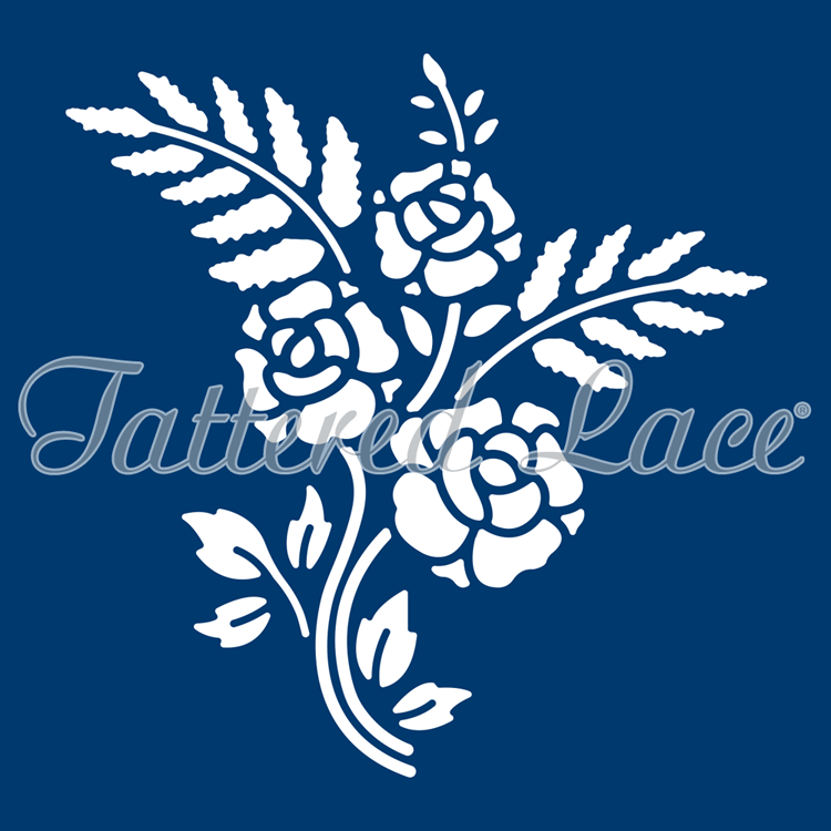 Tattered Lace Dies: Delicate Detail - Flowers and Ferns