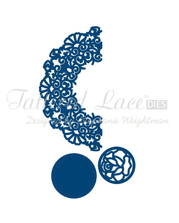 Tattered Lace Dies - Florentine Over the Edge 2