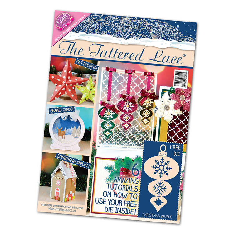 Tattered Lace Magazine Christmas Special 2015